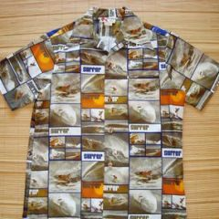 Holo Holo Surfer Magazine Photo Print Shirt