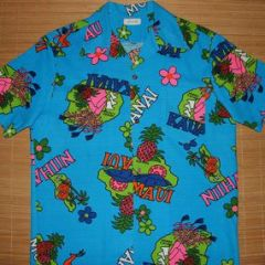 Hawaii Hawaiian Islands Shirt