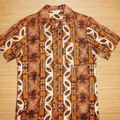 Royal Hawaiian Tapa Shirt