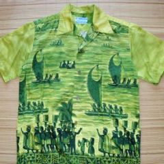Waltah Clark's Natives & Settlers Shirt