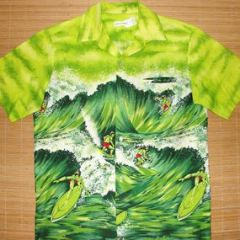 Hawaii Kahanamoku Surfing Shirt