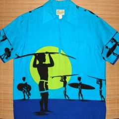 Diamond Head Sportswear Endless Summer Surf Shirt