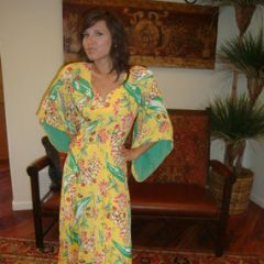 Linn's Sportswear Hawaiian Dress