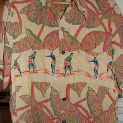 PalmDayl Wicked Cool Surfing Surf Shirt