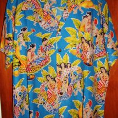 Mc Inerny's Hawaiian Royalty Shirt