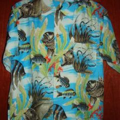 Liberty House Reef Fish Shirt