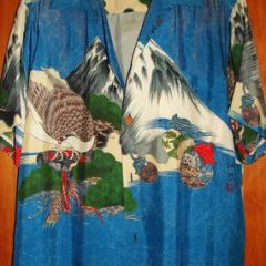Kahala Mt Fuji Eagles Shirt