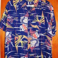 Catalina Fish Hawaiian Shirt
