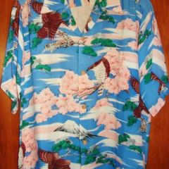 Hookano Eagles Mount Fuji Shirt