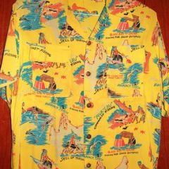 Shaheen Hawaiiana Shirt