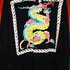Art Vogue Dragon Shirt