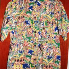 Waikiki Kasuals Hula Girls Shirt