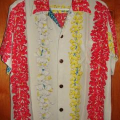 Liberty House Lei Hawaii Shirt