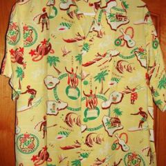 Kihi Kihi Hawaiiana Shirt