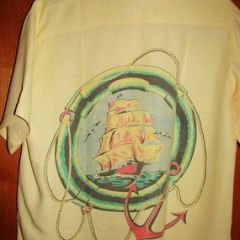 BVD Anchors Away Shirt