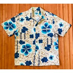 Penneys Hawaii Beachin' It Vintage Aloha Shirt