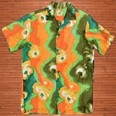 Ui Maikai Acid Trip Funky Eye Hawaiian Shirt