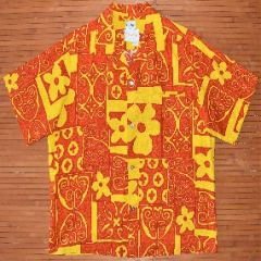 Liberty House Tribal Lava Fire Swirl Shirt