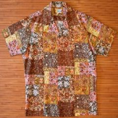 Andrade Flower Power Hawaiian Shirt