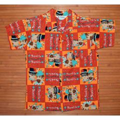 Mr. Kailua CBS Childrens Show Vintage Hawaii Shirt