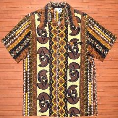 Pacific Isle Primo Beer Tribal King Kamehameha Shirt
