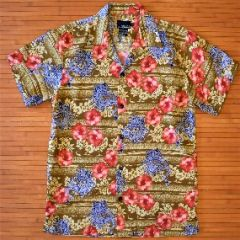 Pipeline Dragon Flower Power Shirt