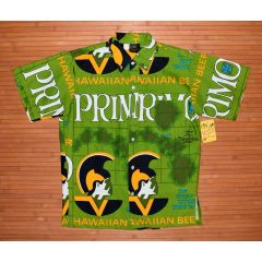 Hawaiian Holiday Childrens Vintage Primo Beer Hawaii Shirt