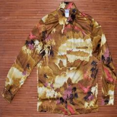 Reyn's Disco Polynesian Palm Tree Shirt