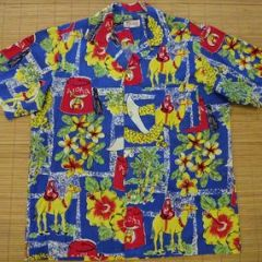 Kahala Shriner's Convention Surf Camel Rockabilly Shirt