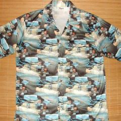 Tropicana Surfer & Beach Babes Disco Shirt