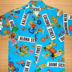 Kramers Local Streets Cartoon Shirt