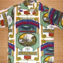 Hawaii Kaanapali Whalers Village Shirt