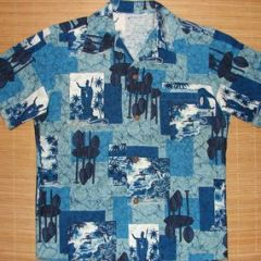 Catalina Duke Kahanamoku Surfing Shirt