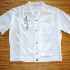 Reef Rockabilly Bowling Shirt