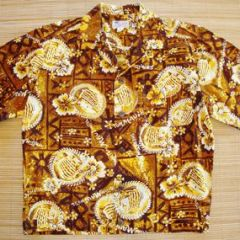 The Kahala Sheraton Maui Bowling Shirt