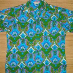 Hawaii Trippy Peace Love Shirt