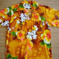 Hukilau Fashions Tropical Flower Hibiscus Shirt