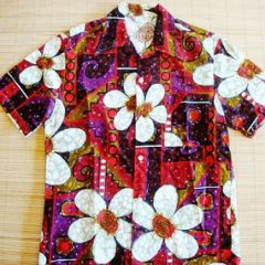 Made in California Mod Aloha Shirt