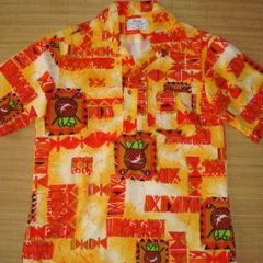 Keone Hawaiian Open United Airlines Golf Shirt