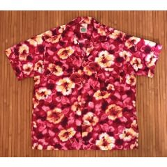 Kakina's Hibiscus Tropical Treasure Hawaiian Shirt