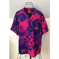Penneys Hawaii Friday Night Fever Aloha Shirt