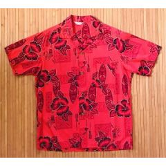Made in Hawaii Kahili Kanikapila Shirt