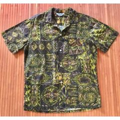 Made in California 'Local Boy' Aloha Shirt