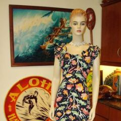 Tropical Fish Dress