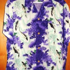 Hawaii Japan Koi Fish Shirt