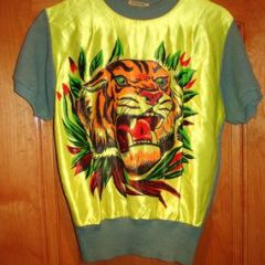 Welgrume Tiger Sweater Shirt