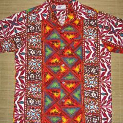 Pomare Tropical Taste Tribal Shirt