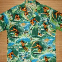 Hang Ten Surf Surfing Shirt