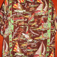Shaheen Sailing Surfing Shirt