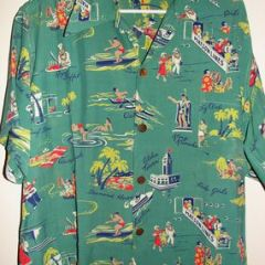 Kahala Hawaiiana Shirt